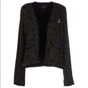 Maison Scotch Beaded Blazer